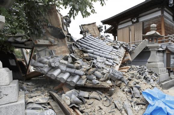 Photo of Sisma in Giappone tra le vittime una bambina di 9 anni, sfollate 800 persone (VIDEO)
