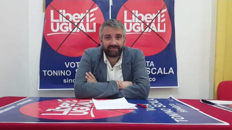 """Photo of Castellammare. LeU: """"La Città ha bisogno di una svolta, contro la camorra e per lo sviluppo ma il sindaco è fermo"""""""