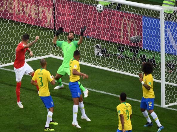 Photo of Mondiali, girone E: stecca anche il Brasile, 1-1 contro un'ottima Svizzera