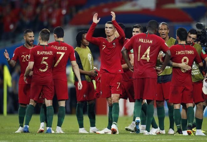 Photo of Mondiali, girone B: Cristiano Ronaldo-Marocco termina 1-0