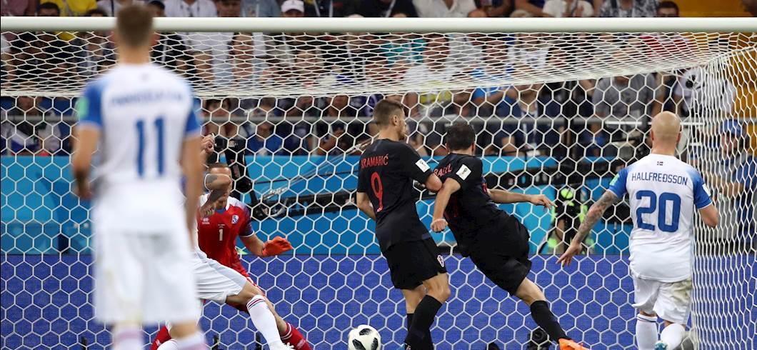 Photo of Mondiale, girone D: en plein Croazia, battuta 2-1 anche l'Islanda. E adesso se la vedrà con la Danimarca