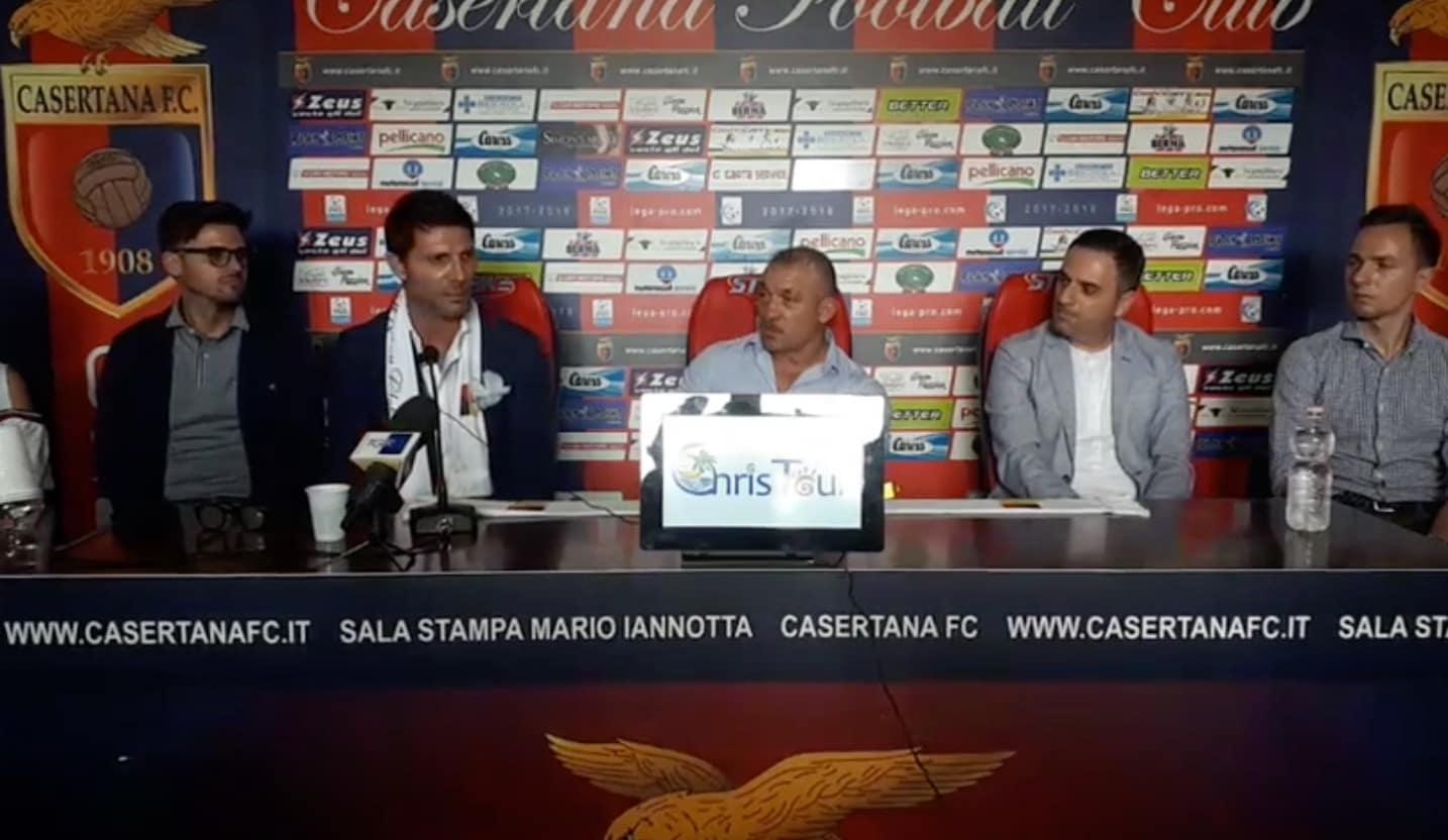 """Photo of Casertana, Fontana si presenta: """"Sono affamato. Per me è una grande fortuna essere qui"""""""