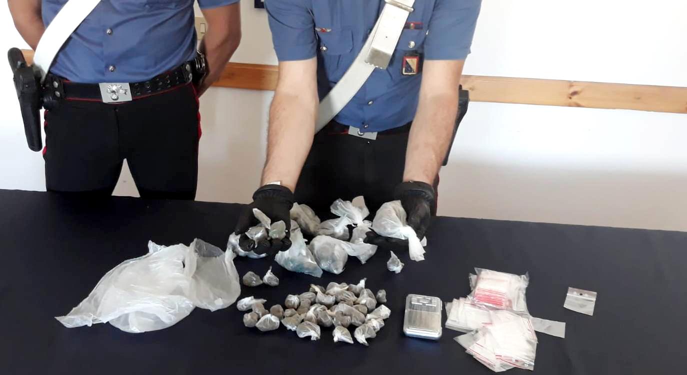 Photo of Spaccio di stupefacenti, arrestato 56enne di Sant'Antonio Abate