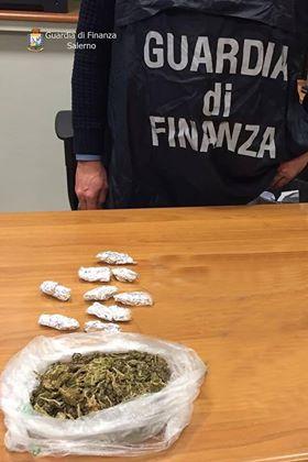 Photo of Nocera Inferiore. Guardia di Finanza sequestra 102 grammi di sostanze stupefacenti