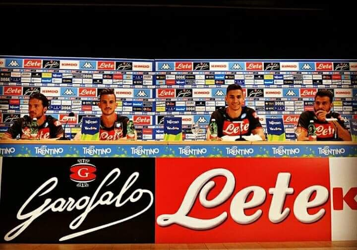"""Photo of Napoli, Verdi: """"Napoli migliore scelta per me. Fischi al San Paolo meritati"""". Ruiz: """"Mi ispiro a Xavi"""". Meret: """"Convinti delle nostre possibilità"""". Karnezis: """"Felice di essere qui"""""""