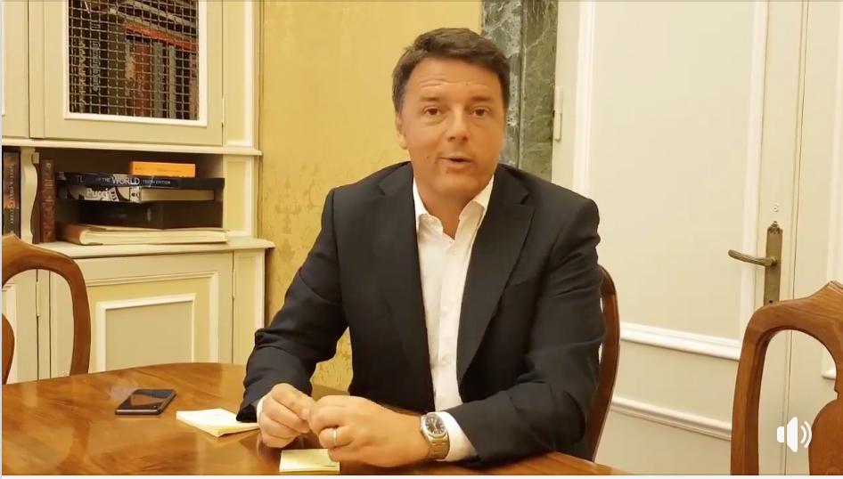"""Photo of Renzi parla di Castellammare e di Scafarto: """"Il mio accusatore assessore di una giunta di Forza Italia, a pensar male…"""""""
