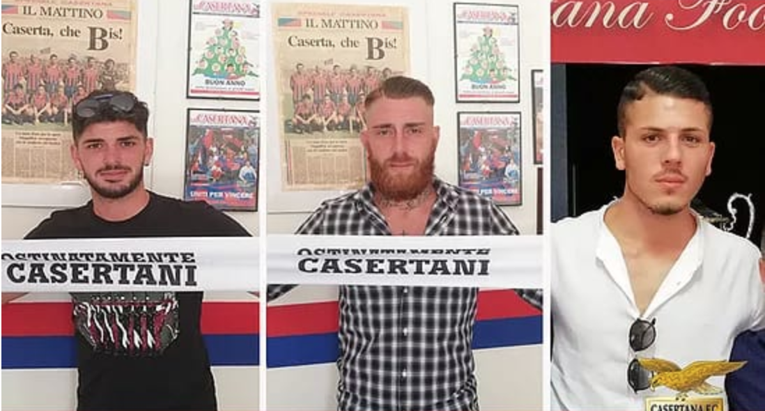 Photo of Casertana, ufficiale: rinnovano Antonio Meola, Francesco Forte e Antonio Romano
