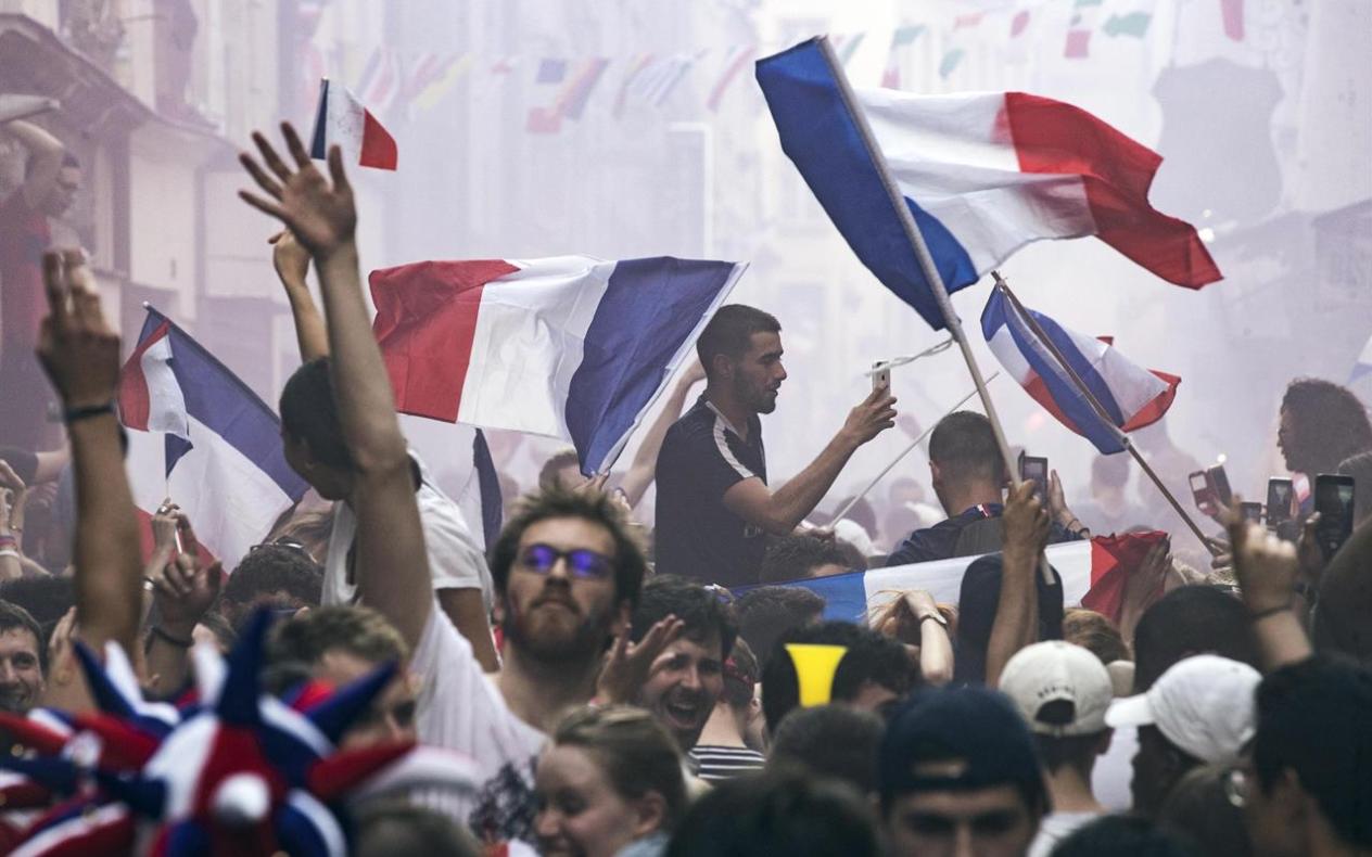 Il Mondiale della Francia ei nostri fratelli croati