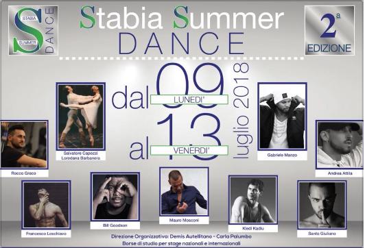 """Photo of Termina la seconda edizione dello """"Stabia Summer Dance"""" con un successo straordinario"""