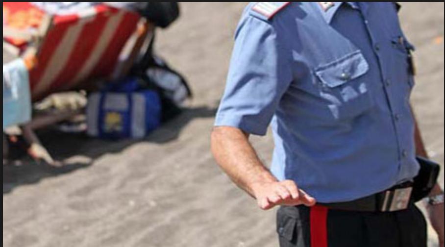 Photo of Si perde in spiaggia e percorre 2 km, bambino di 4 anni ritrovato dai carabinieri