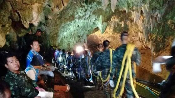 Photo of Incubo Thailandia: morto uno dei soccorritori dei ragazzi bloccati nella grotta
