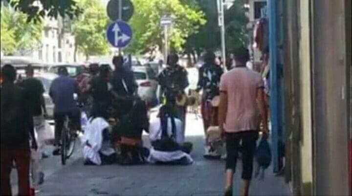 Photo of Napoli, giallo su sparatoria antecedente al ferimento del migrante Cissè