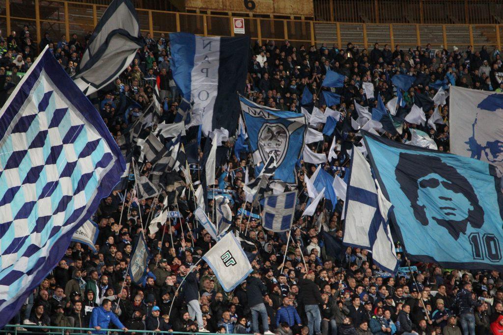 Photo of Napoli-Genoa, emesso daspo per un tifoso azzurro