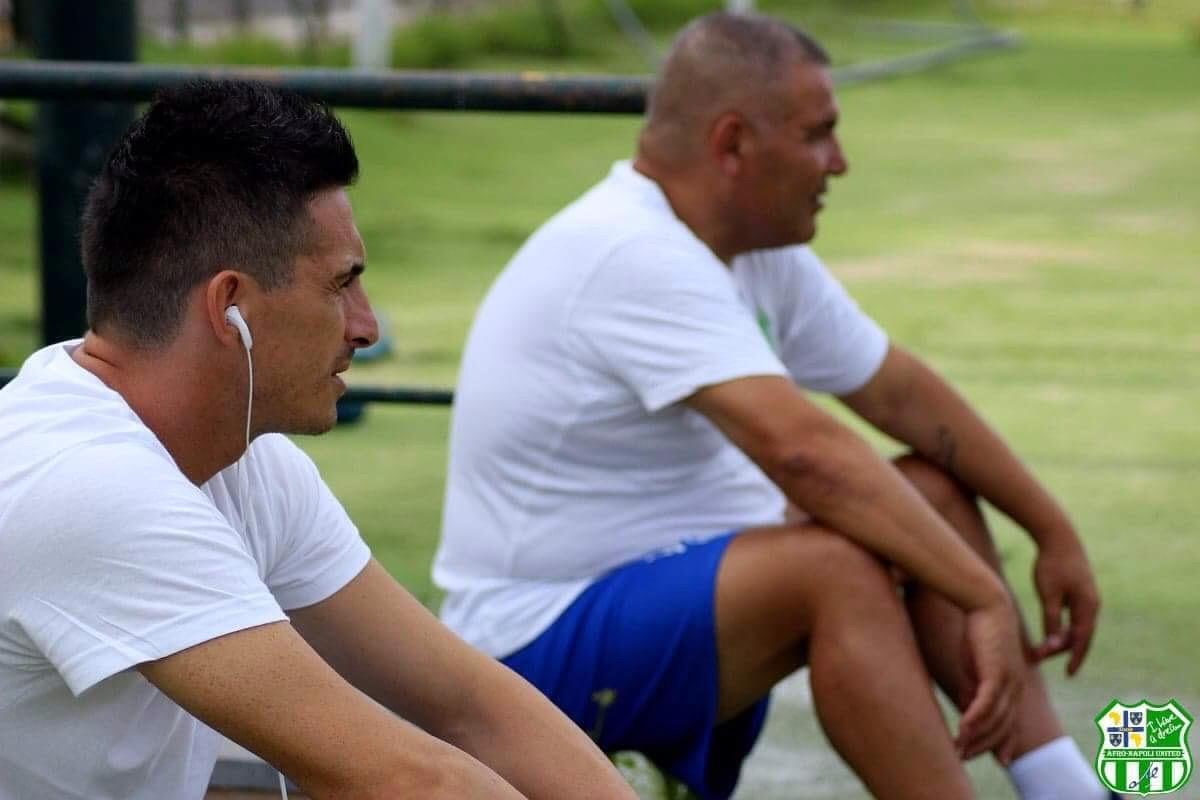 Photo of Raggiunto l'accordo tra Afro-Napoli United e la scuola calcio ASD Soccer Dream Academy