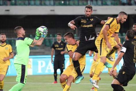 Photo of Tim Cup, la Juve Stabia si ferma al Bentegodi, l'Hellas vince 4-1
