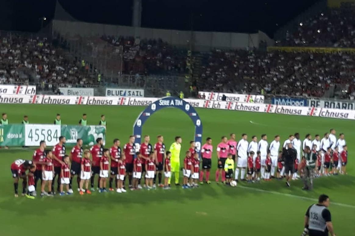Photo of Serie A: Higuain risponde a Joao Pedro, 1-1 tra Cagliari e Milan