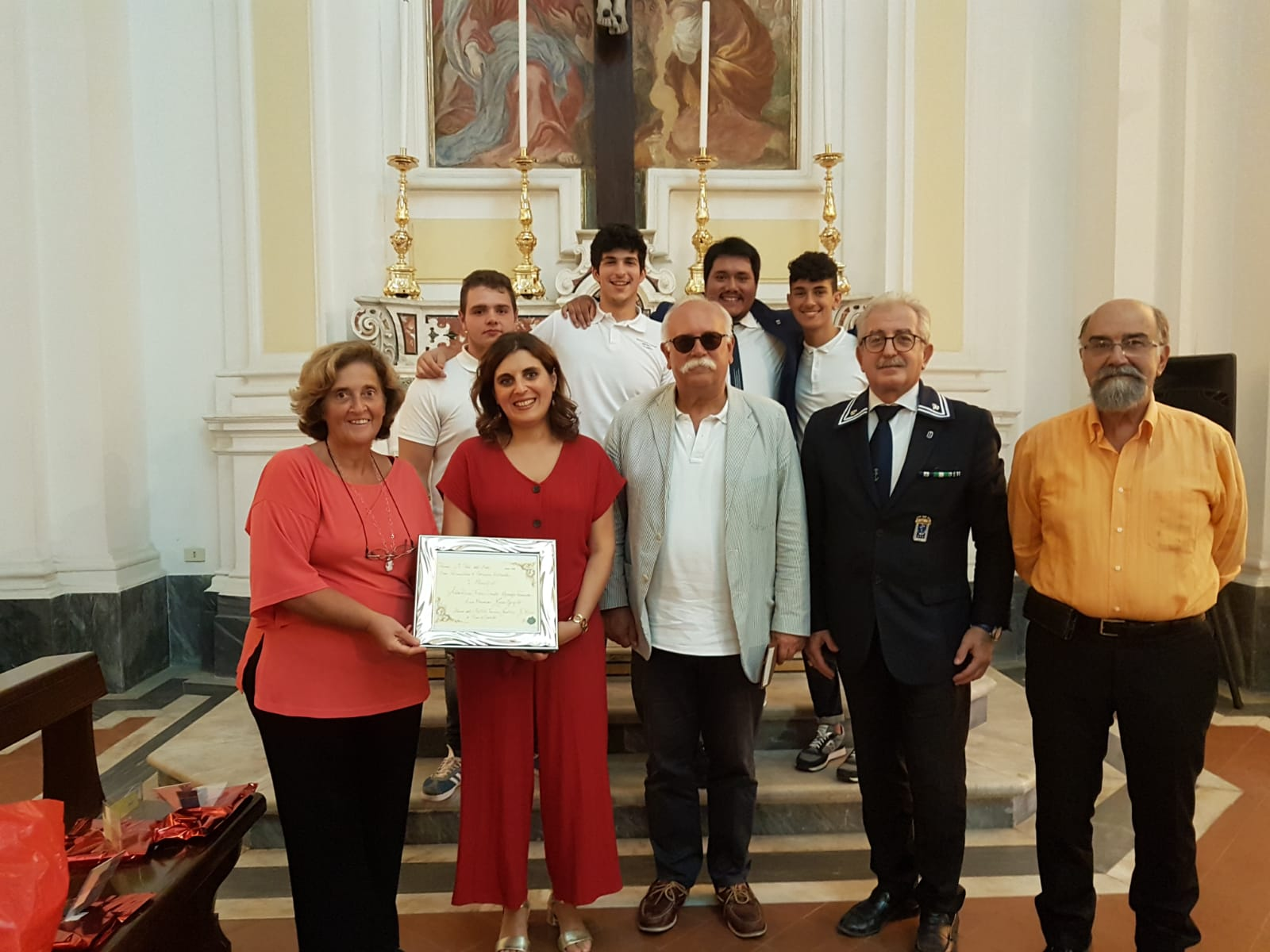 "Photo of Piano di Sorrento, gli alunni del ""Bixio"" vincono il premio ""Ponti dell'arte"""