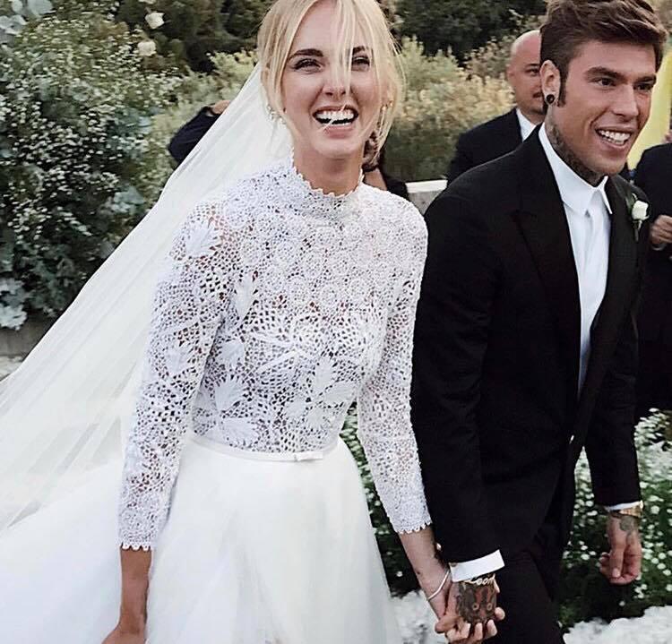 """Photo of Noto, Fedez e Chiara Ferragni hanno detto """"si"""", le foto della cerimonia"""