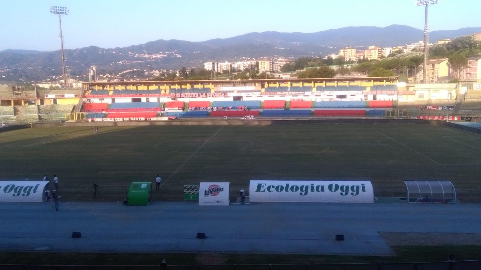 Photo of Serie B, caos stadio Cosenza: il Verona chiede la vittoria a tavolino