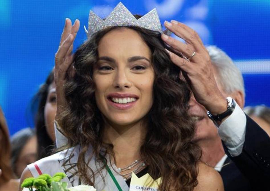 Photo of E' Carlotta Maggiorana Miss Italia 2018, secondo posto ad una napoletana