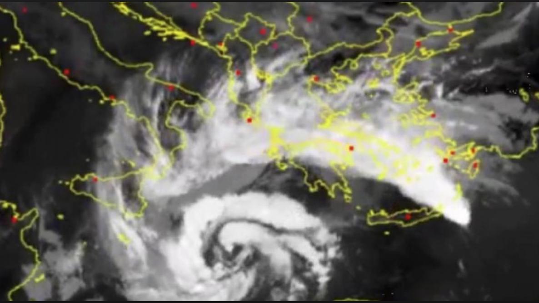 Medicane- Sta per arrivare il primo uragano nel Mediterraneo, colpirà anche l'Italia