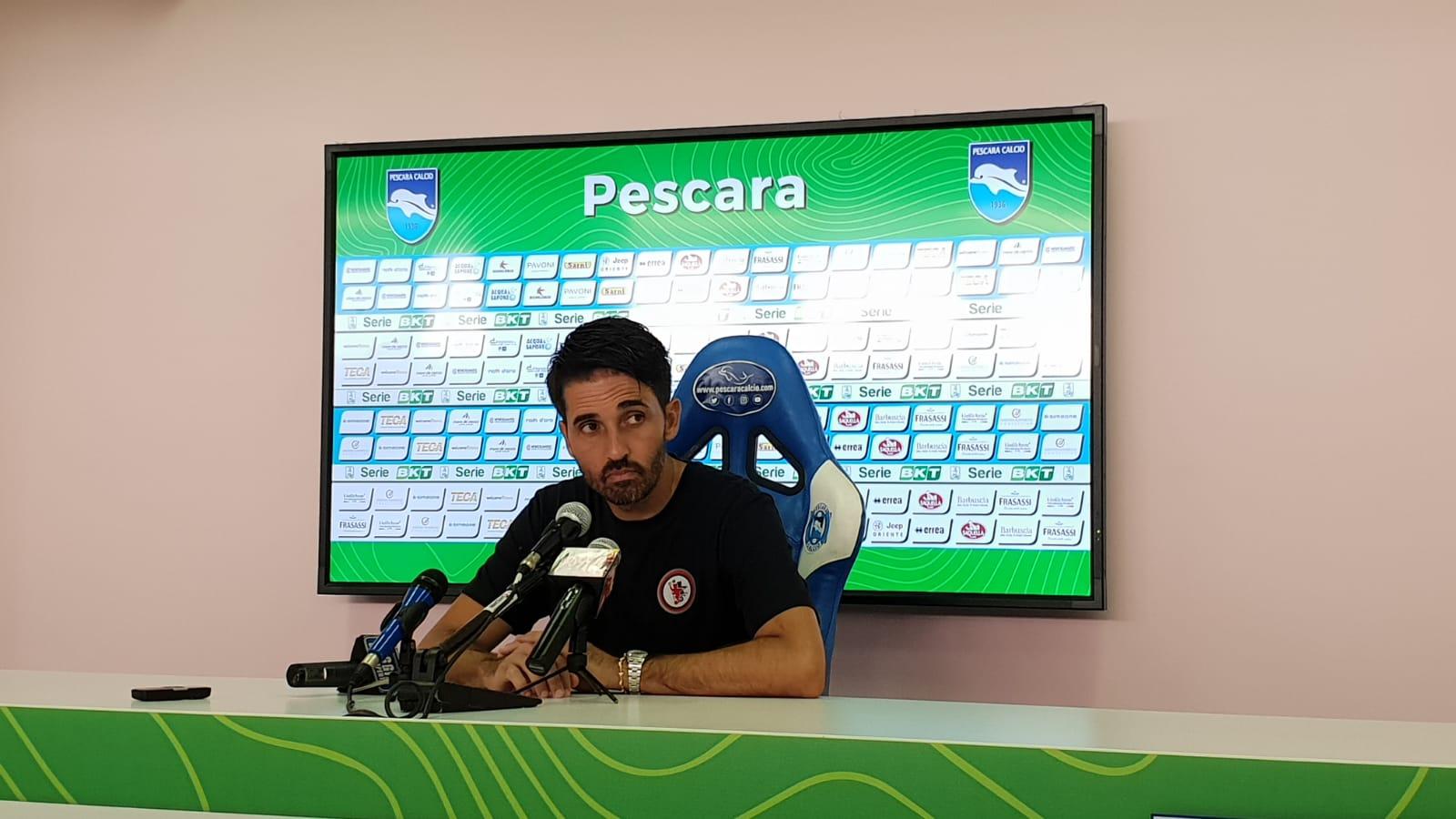 """Photo of Terza sconfitta per il Foggia, a Pescara finisce 1-0. Grassadonia: """"Abbiamo bisogno del supporto dei tifosi, ne usciremo. Mercoledì toccherà fare punti"""""""