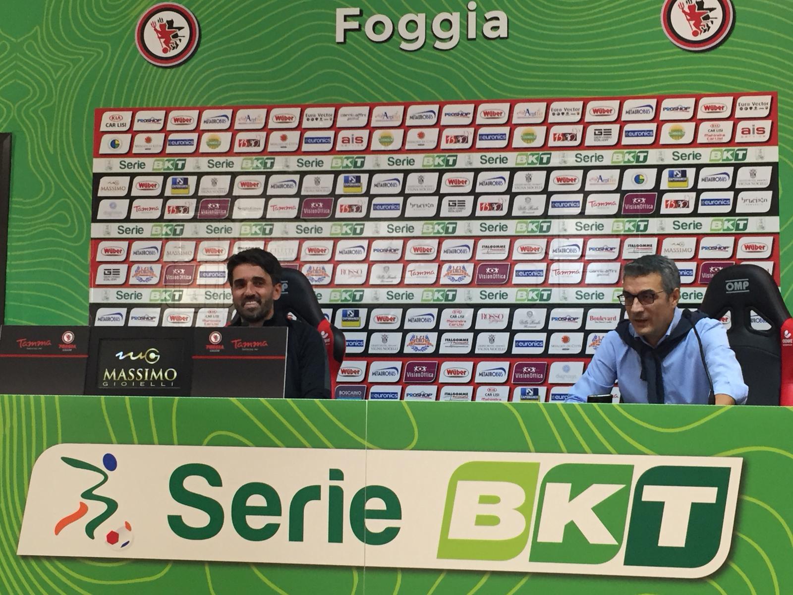 """Photo of Foggia, Grassadonia: """"Domani ci sarà da soffrire, ma lo faremo da squadra. Giocheremo a viso aperto e la consapevolezza di poter fare risultato."""""""