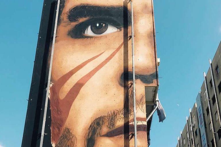 Photo of Napoli. Altra opera d'arte di Jorit: pronto il murales di Che Guevera a San Giovanni a Teduccio