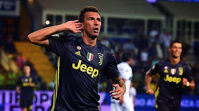Photo of Juventus, CR7 delude ma ci pensa sempre Mandzukic: assist e gol nel 2-1 al Parma