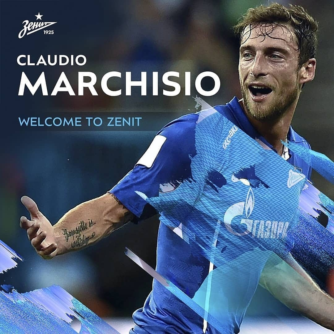 """Photo of Claudio Marchisio lascia il calcio giocato: """"Grazie sogno, mi hai dato forza e felicità…"""""""