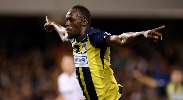 Photo of Usain Bolt. Il giamaicano ieri ha realizzato la sua prima doppietta, quattro i club italiani su di lui