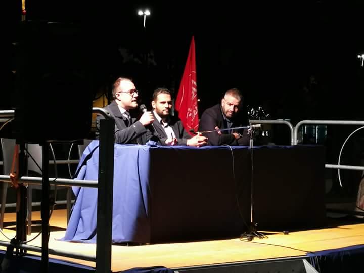 """Photo of Castellammare. Festa dell'Unità """"a sinistra"""", tre serate di politica in città"""