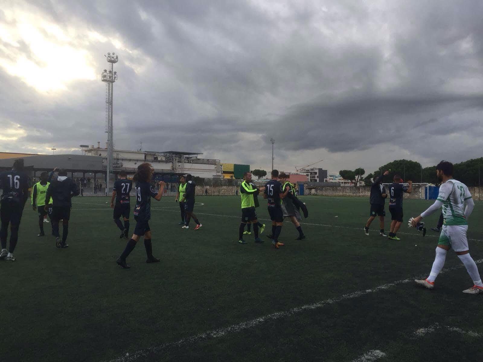 Photo of L'Afro-Napoli United trionfa in trasferta, asfaltata la Virtus Volla per 1-6