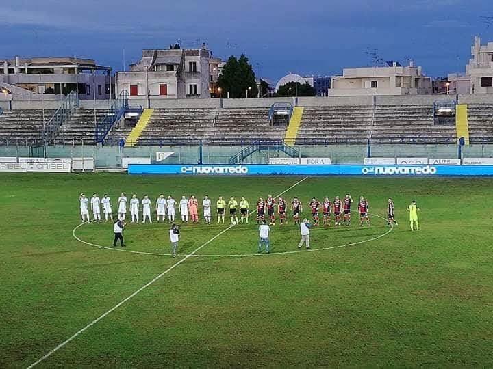 Photo of Casertana, la gioia arriva in extremis: contro la Virtus Francavilla è 1-2