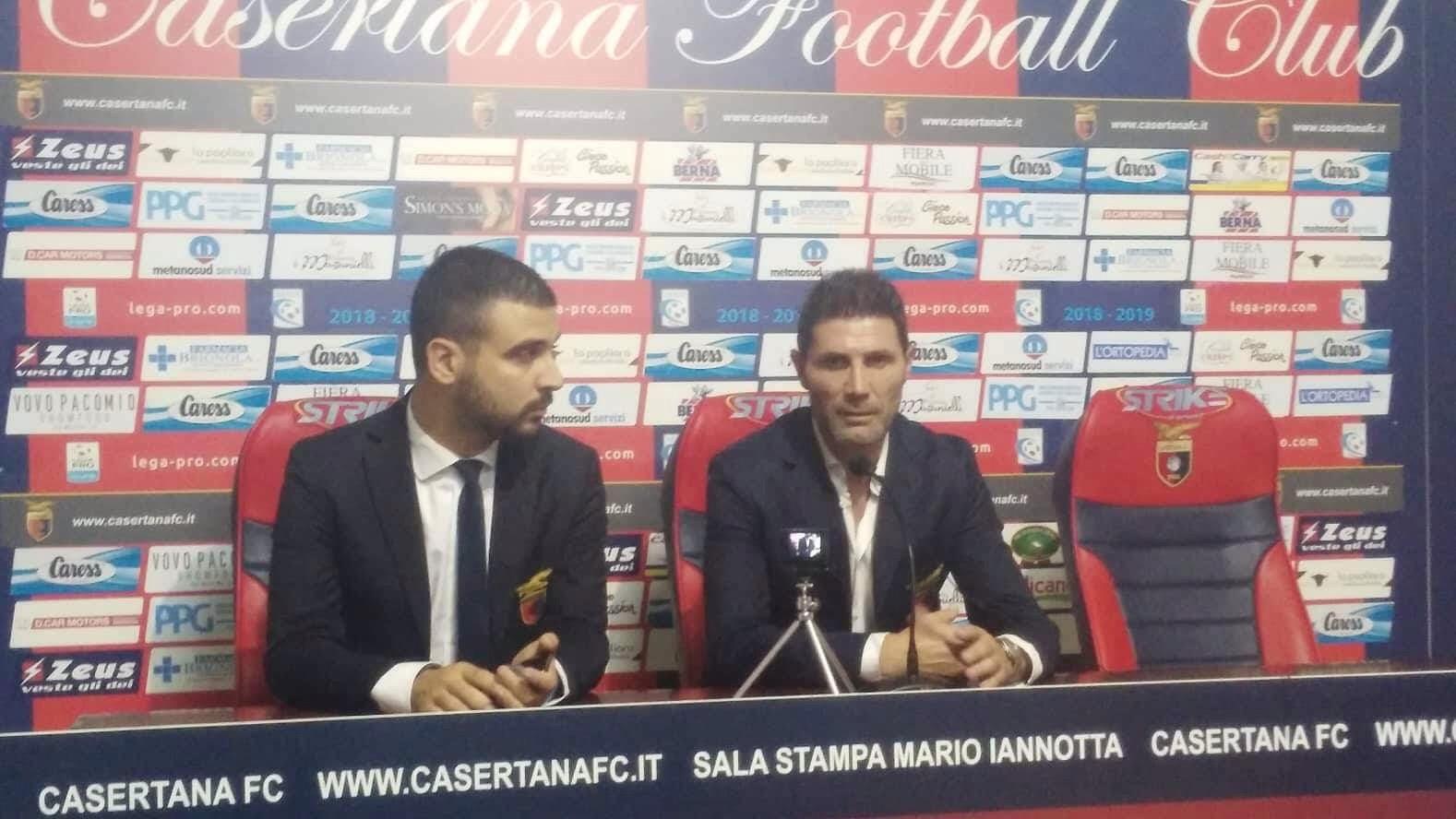 """Photo of Casertana, Fontana: """"Non è solo vittoria di cuore. Squadra va oltre le mie aspettative"""""""