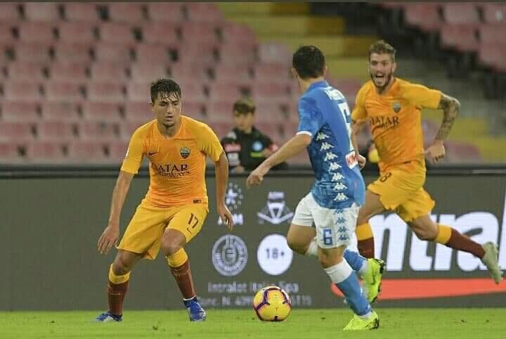 Photo of Il Napoli domina la Roma, ma la sfida del San Paolo termina in pareggio: Mertens risponde ad El Sharaawy