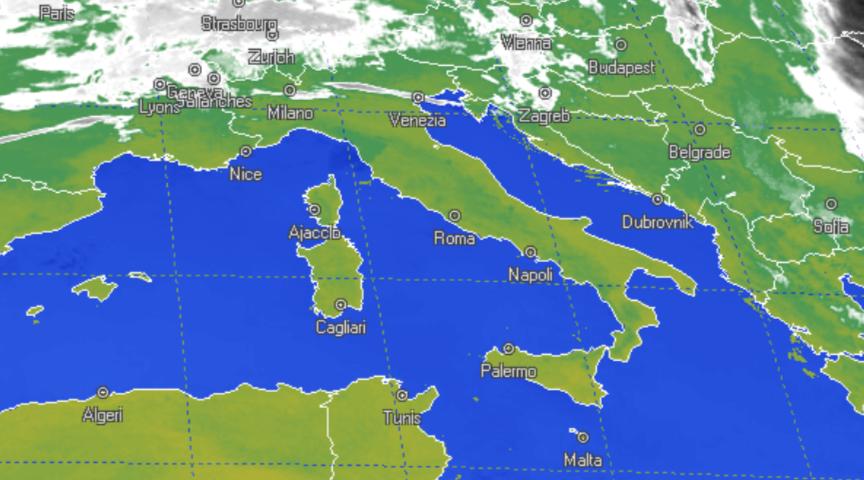 Photo of Meteo. Le previsioni in Italia per le prossime ore