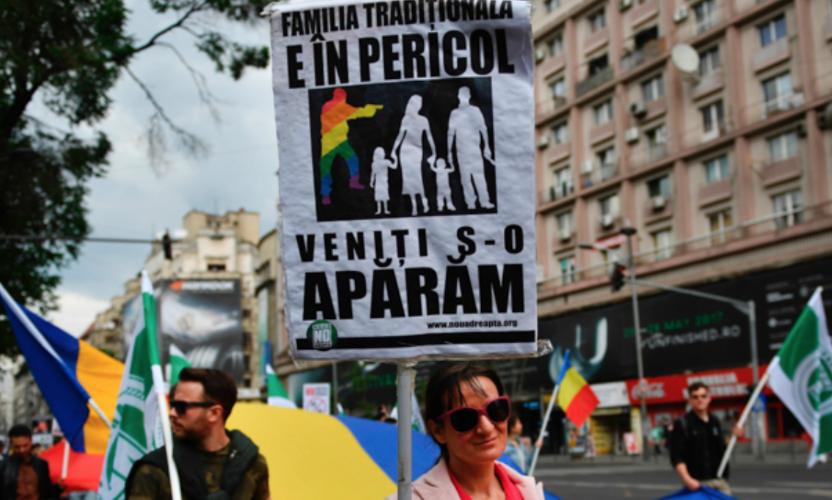Photo of Romania. Flop del referendum contro nozze gay