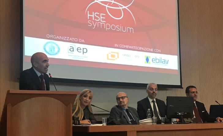 """Photo of Napoli. """"Health, Safety and Environment Symposium"""", sicurezza e prevenzione alla Federico II"""