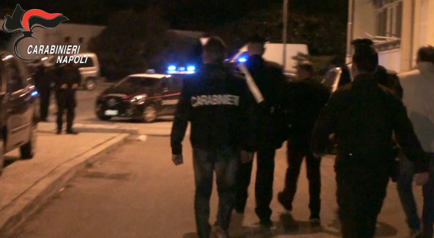Photo of Traffico di droga in Penisola Sorrentina: decine di arresti tra Castellammare e il Vesuviano