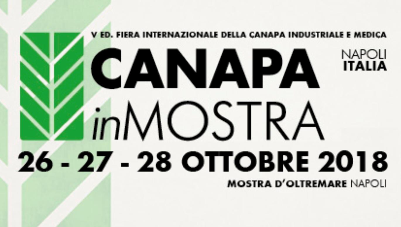 """Photo of A Napoli la quinta edizione della fiera """"Canapa in Mostra"""""""