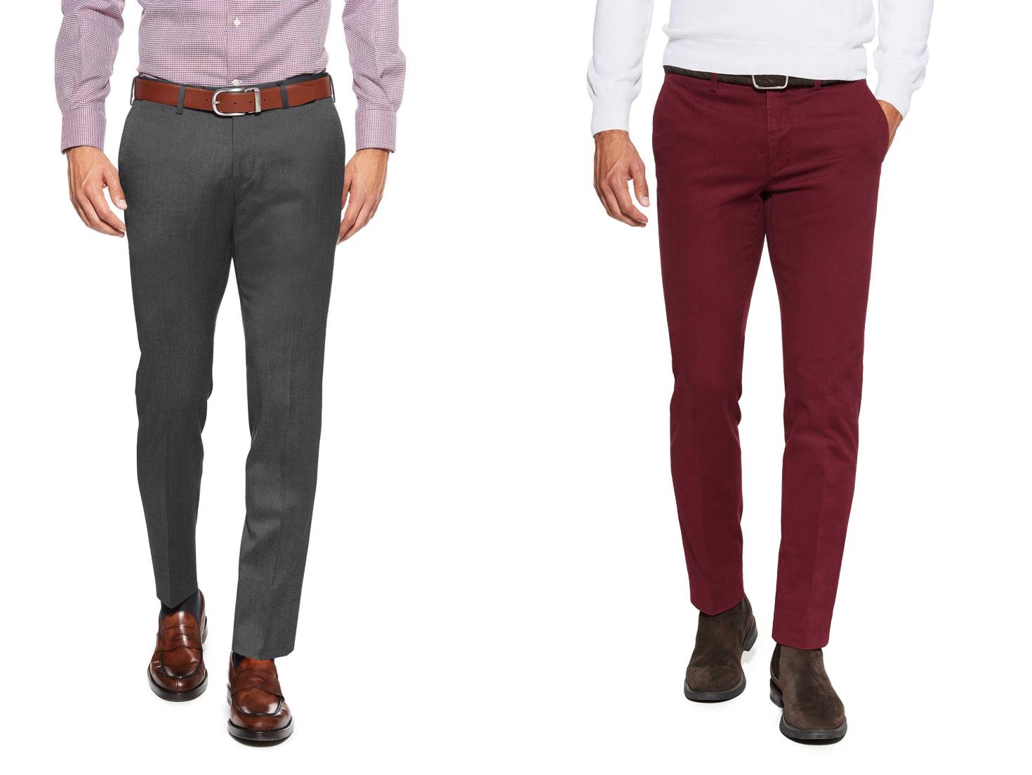 premium selection 170df 243a0 Come abbinare al meglio le camicie e i pantaloni per avere ...
