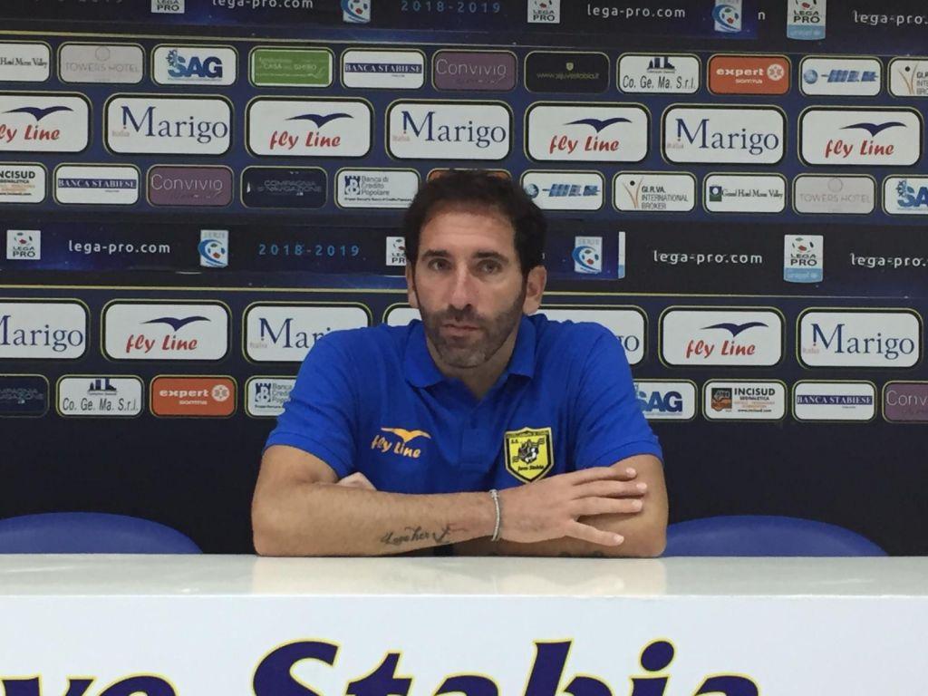 """Photo of Juve Stabia, Caserta: """"Momento importante ma siamo solo all'inizio"""""""