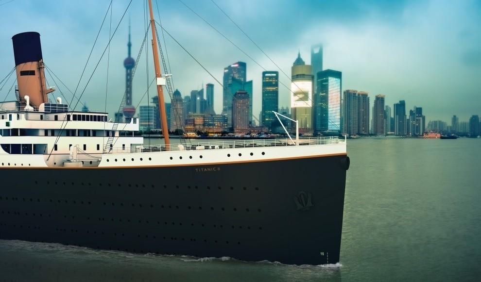 Photo of Il Titanic pronto a salpare di nuovo: nel 2022 percorrerà la stessa rotta del 1912