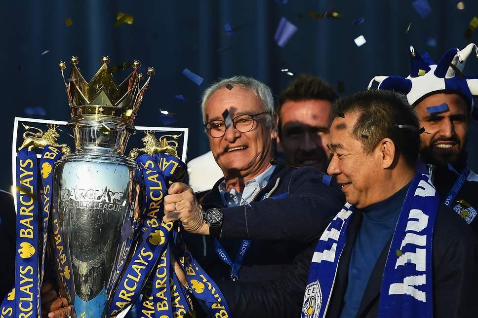 Photo of Imprenditore, presidente e tifosi del Leicester dei miracoli: Vichai Srivaddhanaprabha verrà ricordato per sempre