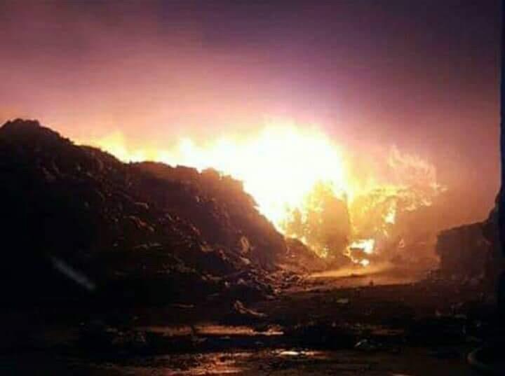 Photo of Rogo allo stir di Santa Maria Capua Vetere domato dopo 36 ore