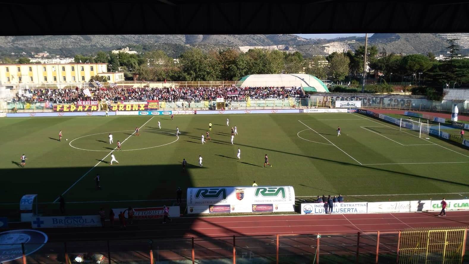 Photo of Casertana, è pareggite acuta: contro la capolista Trapani termina 0-0. I tifosi chiedono l'addio di Fontana