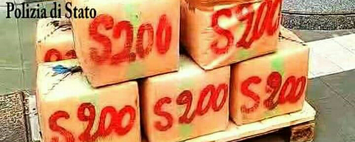 Photo of Droga da Napoli a Palermo: sequestrati 300 chili di hashish nascosti in vasi di terracotta
