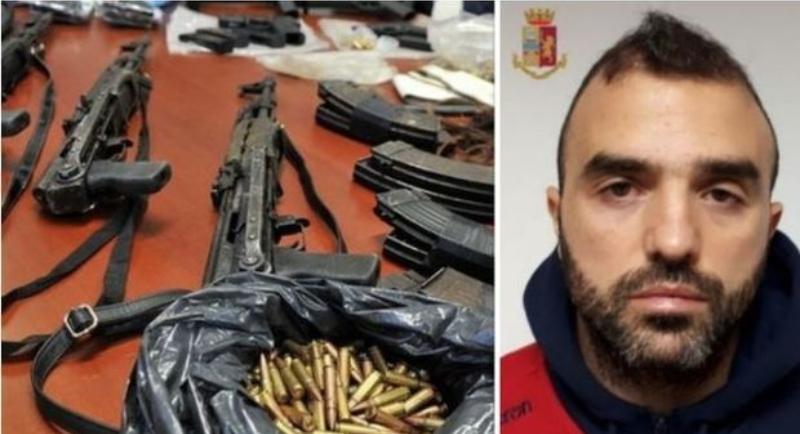 Photo of Droga ed armi in casa, arrestato il fratello di Marco Sau