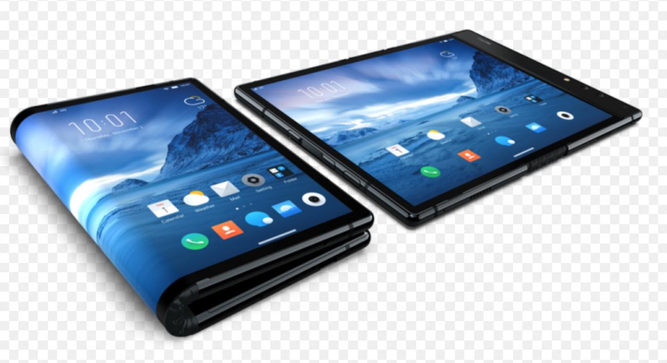 Photo of Samsung presenta il suo smartphone pieghevole
